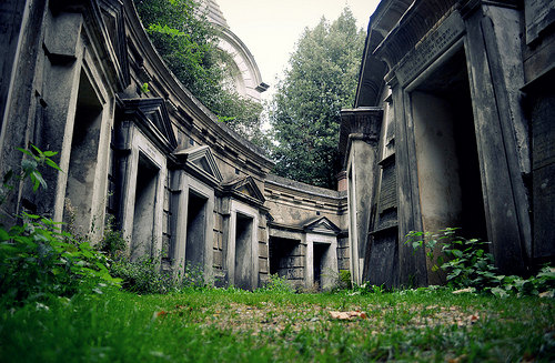 High Gate Cemetery, London