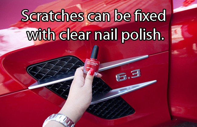 How To Fix Scratches
