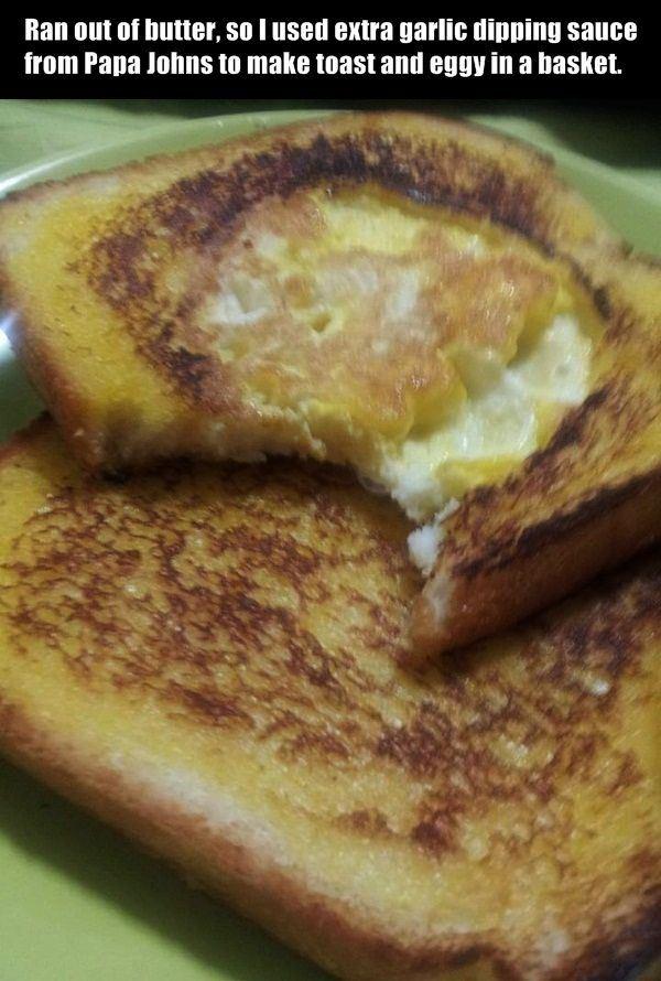 How to make tasty toast