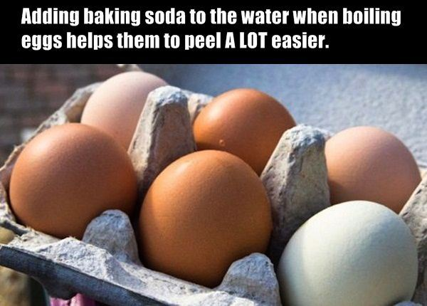 How to properly boil eggs