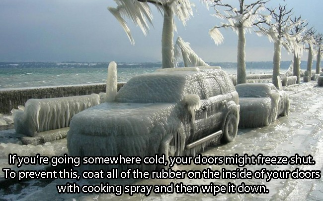 If You're Going Somewhere Cold