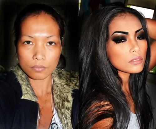 Make Up Transformations-01