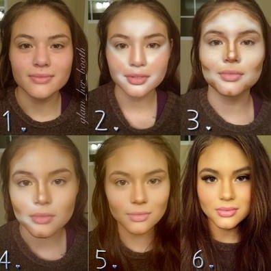 Make Up Transformations-04