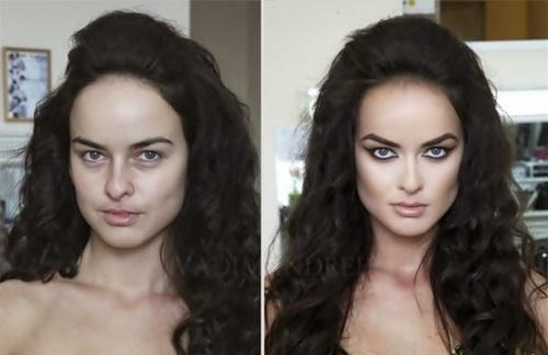 Make Up Transformations-06