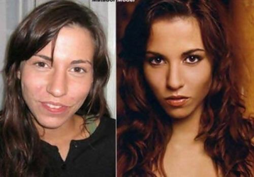 Make Up Transformations-10
