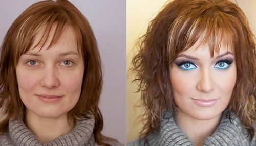 Make Up Transformations-11