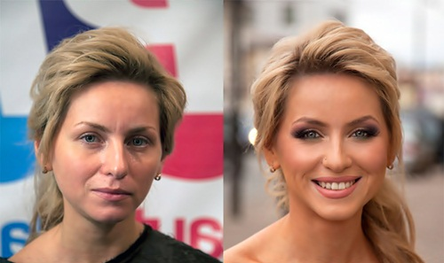 Make Up Transformations-15