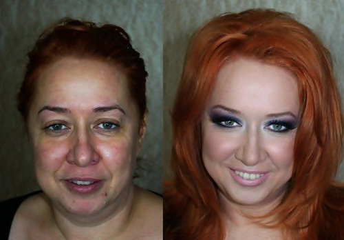 Make Up Transformations-16