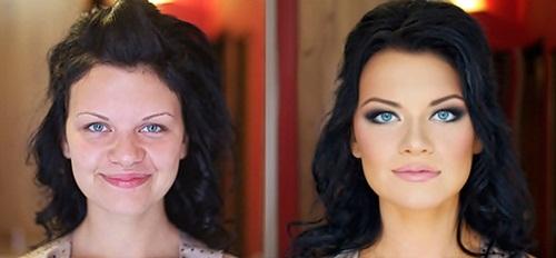 Make Up Transformations-19