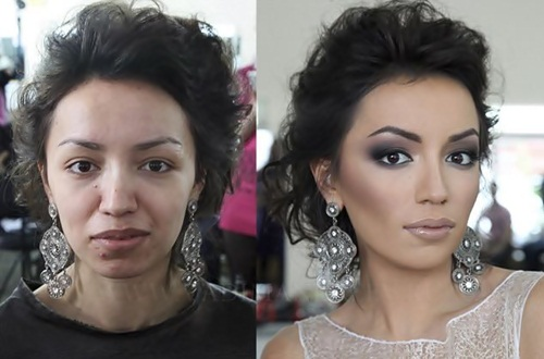 Make Up Transformations-20