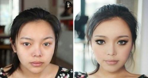 Make Up Transformations-22