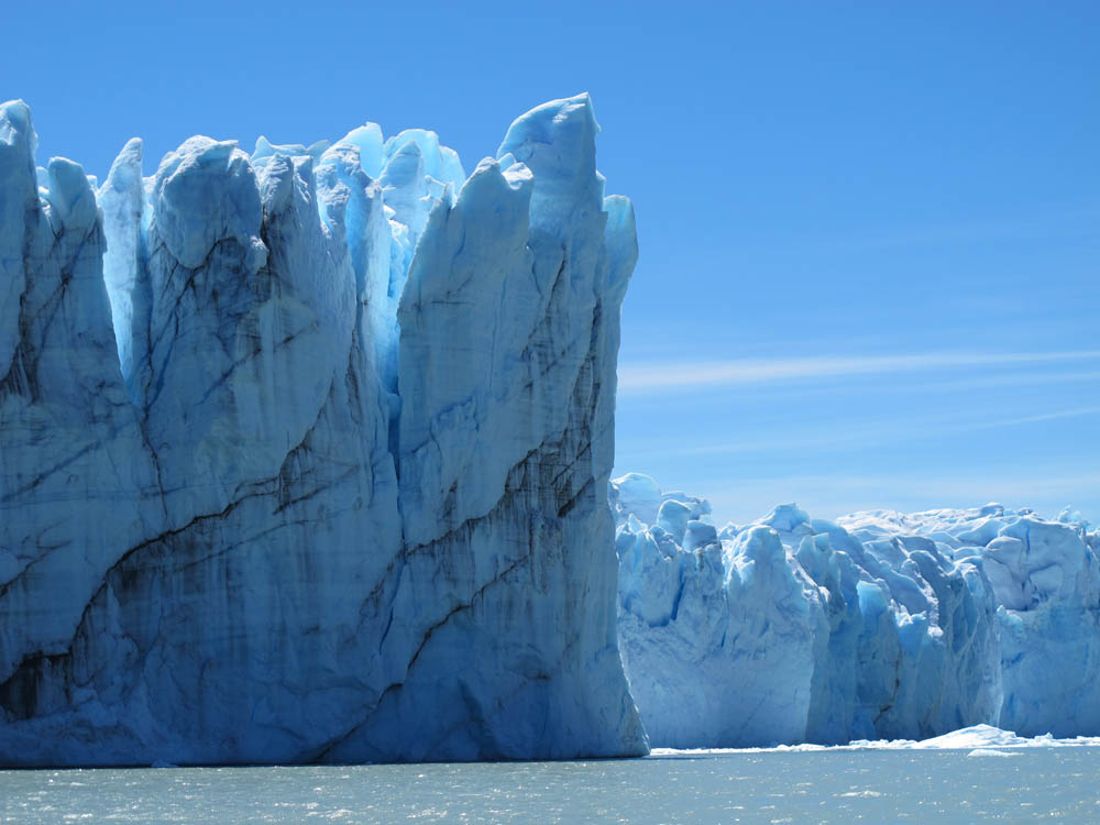 Patagonian Ice Fields, Argentina