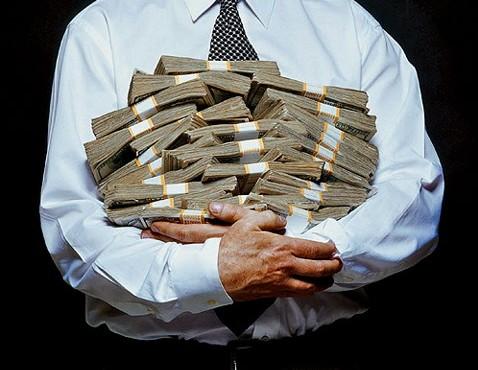 Plutophobia - Fear of wealth