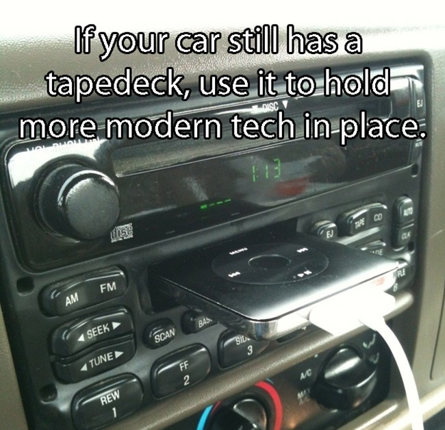 Tapedeck Hack