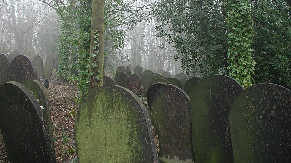 Wardsend Cemeteray, UK