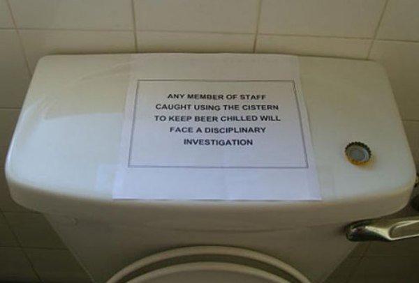 A disciplinary investigation