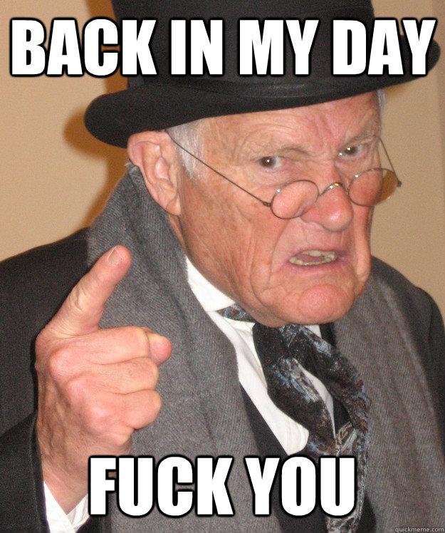 Back In My Time Meme-25