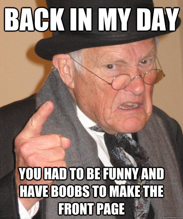 Back In My Time Meme-30