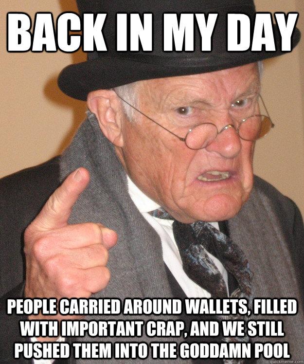 Back In My Time Meme-36