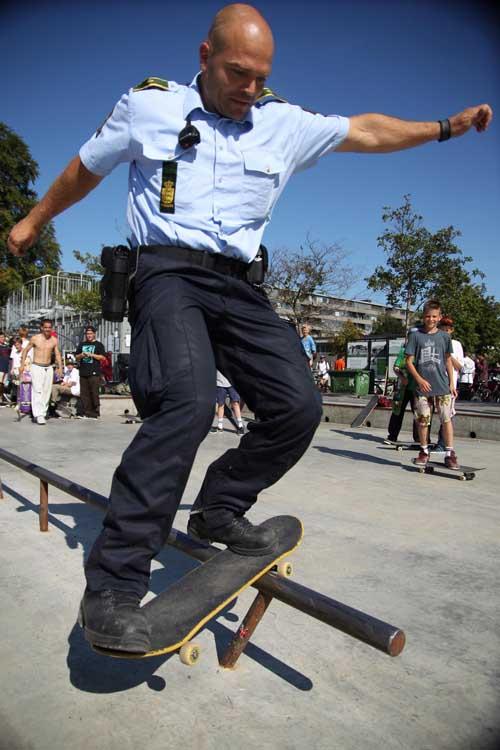 Cops Having Fun-21
