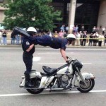 28 Exciting Pictures Showing Cops Having Fun