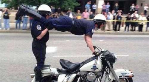 gay cops