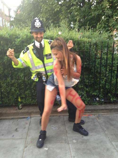 Cops Having Fun-24