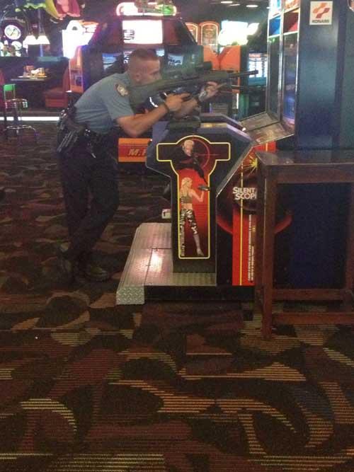 Cops Having Fun-26