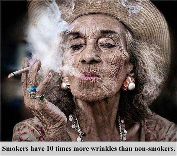 Fact About Smokers