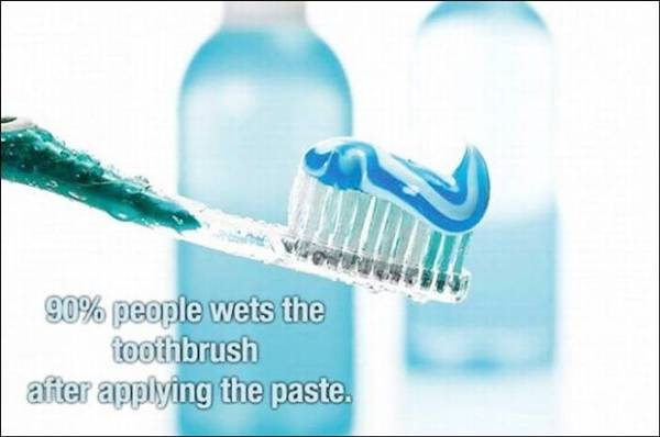 Fact about Toothbrush