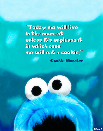 best of monster cookie quote