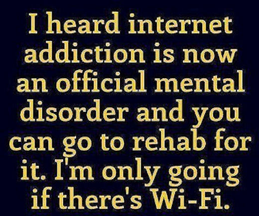 what is internet addiction