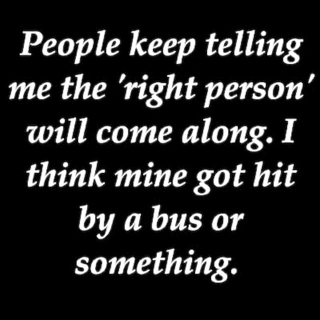 who is the right person