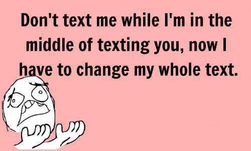 ton't text me