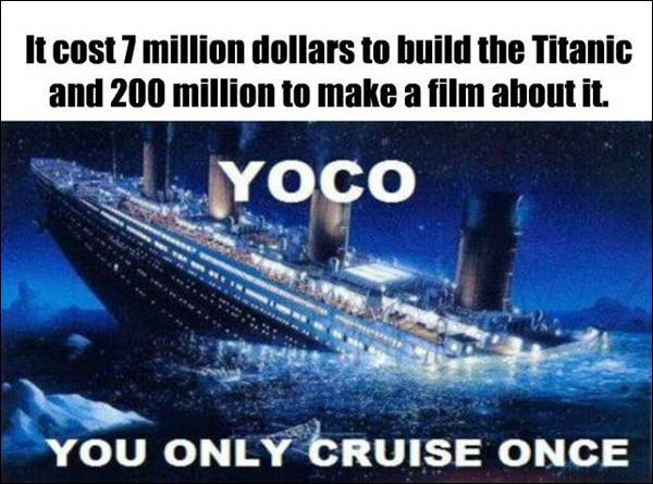 Interesting Fact about Titanic