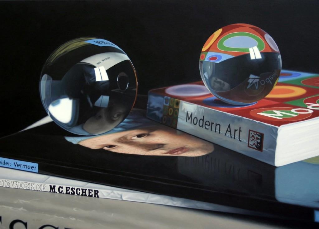 Reflections of Modern Art