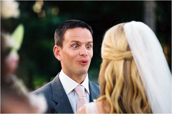 This amazing groom