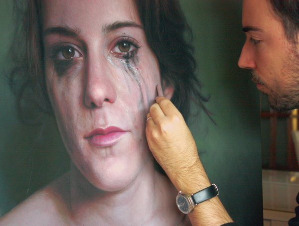 hyperrealistic portraits using pastels-03