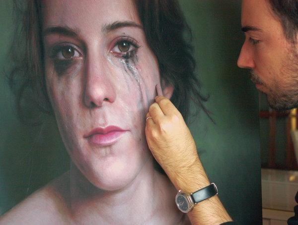 hyperrealistic portraits using pastels-03