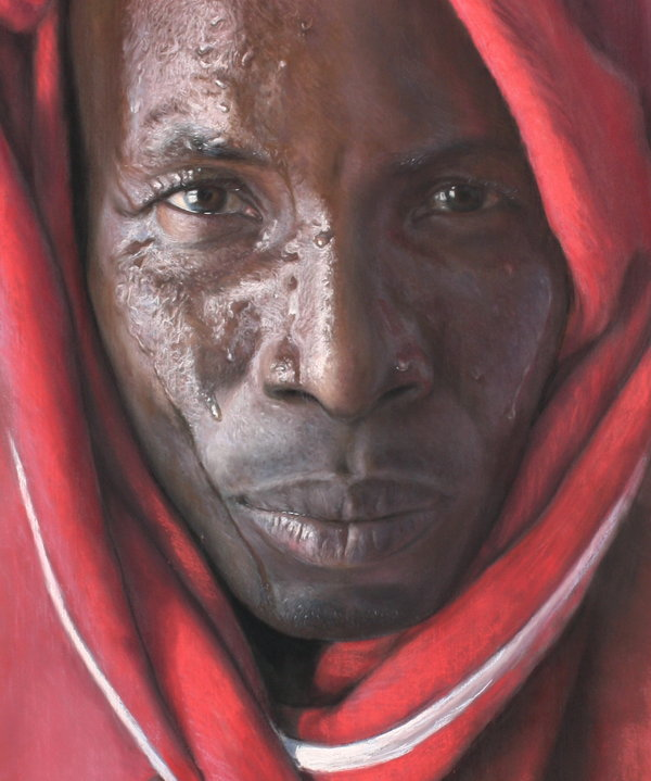 hyperrealistic portraits using pastels-04