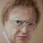 Artist Creates Hyperrealistic Portraits Using Pastels