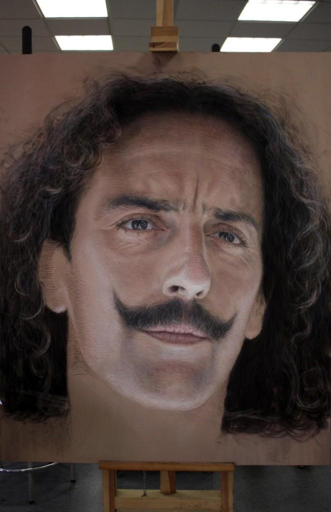 hyperrealistic portraits using pastels-09