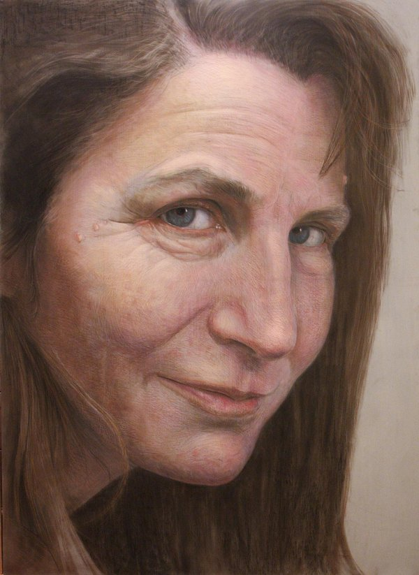 hyperrealistic portraits using pastels-11