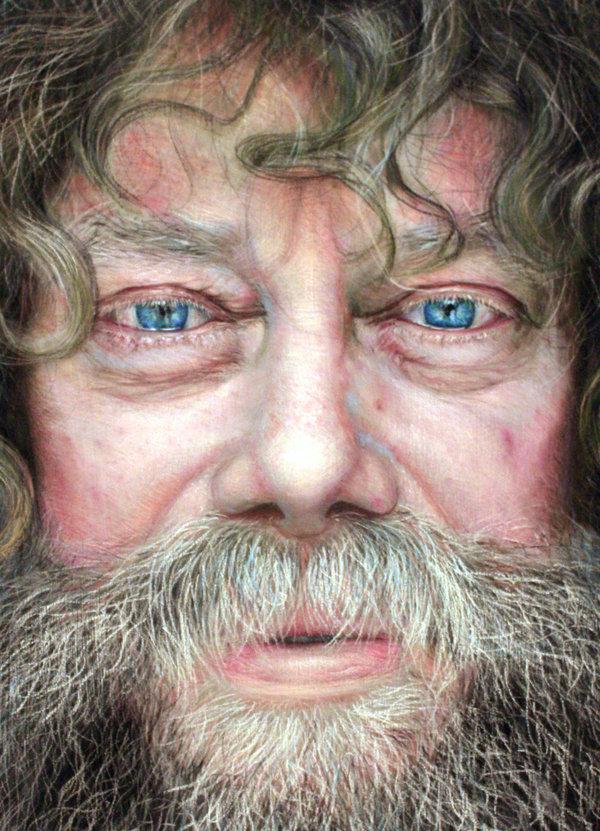 hyperrealistic portraits using pastels-12
