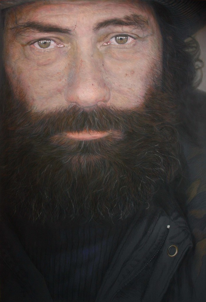 hyperrealistic portraits using pastels-14