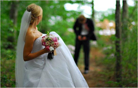 this wedding moment