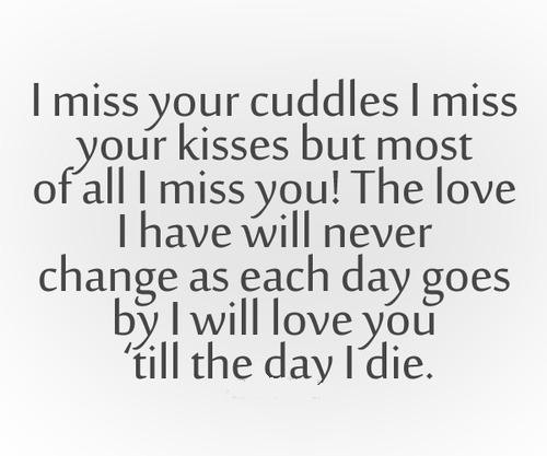 Missing Your Love Quotes: 50 Best Missing You Quotes Of All Time