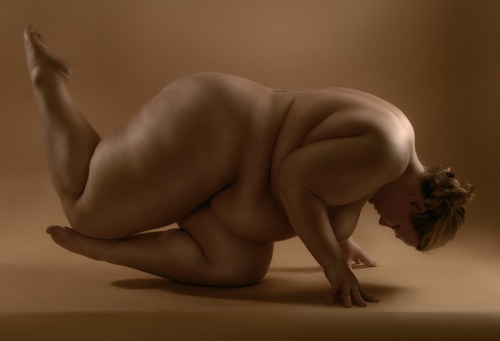 yoga for fat people