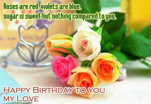 Happy Birthday Husband Quotes and Wishes with Images