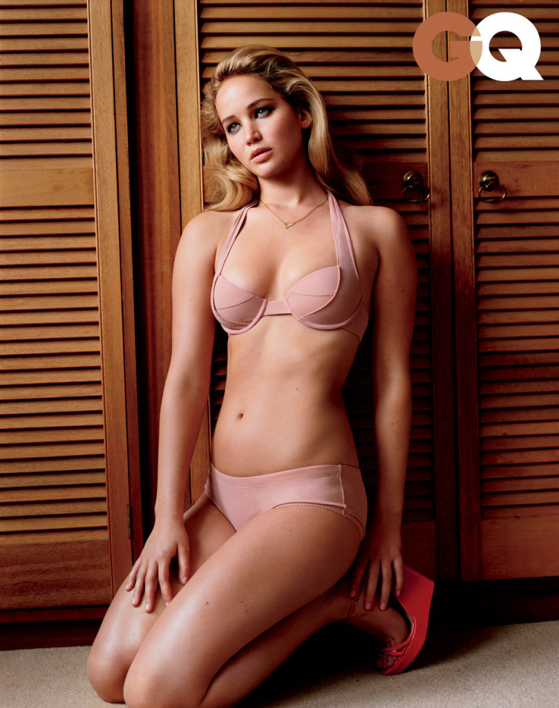 Jennifer Lawrence Bikini